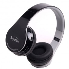 New Wireless Stereo Bluetooth 4.0 Headphones for all Cell Phone Laptop PC Tablet Black
