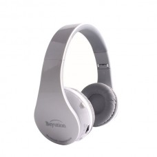 New Wireless Stereo Bluetooth 4.0 Headphones for all Cell Phone Laptop PC Tablet White