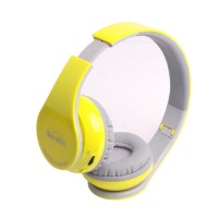 New Wireless Stereo Bluetooth 4.0 Headphones for all Cell Phone Laptop PC Tablet Yellow