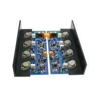MJ2001 High 200W Power Amplifier Board Class A Amplifier MJ11032 MJ11033 Assembled Amplifier Board