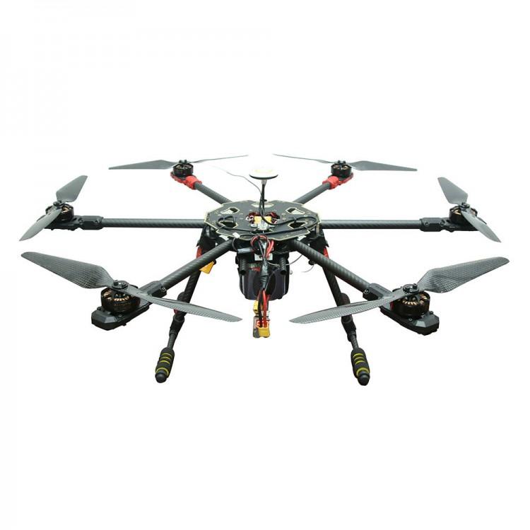 tarot 680 pro artf hexacopter tl68p00   naza v2   sunnysky