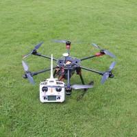 Tarot 680Pro ARTF Folding Hexacopter TL68P00 & Naza V2 & X4108S 380KV & 40A ESC & Devo 10 for FPV Multi-Rotor Combo