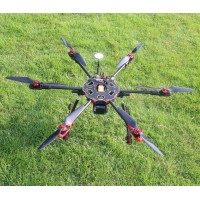 Tarot 680Pro ARTF Folding Hexacopter TL68P00 & Naza V2 & Motor & ESC & Retractable Landing Gear for FPV Multicopter