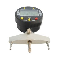 Electronic Digital Multifunction Radius Gauge Meter Radius Measurer 0.005 Resolution