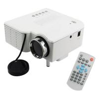 UC28+ PRO HDMI Portable Mini LED Projector Home Cinema Theater AV VGA USB 1080P
