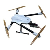 TROOPER Q700 700mm X4 Multicopter Carbon Fiber Frame Kit / quadcopter(Support upgrade to 8 rotors)