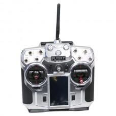 "FlySky FS-i10 2.4G Digital Proportional 10 Channels Transmitter & Receiver with 3.55"" TFT screen"