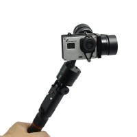 TopSky Gopro 3 3+ Steadycam Handheld 3 Axis Brushless Camera Gimbal Stabilizer