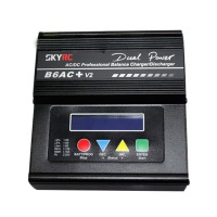 SKYRC B6AC+ V2 Dual Power AC/DC Professional Balance Charger Discharger