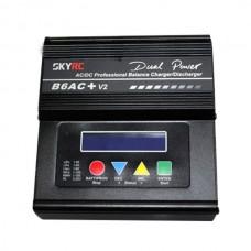 SKYRC B6AC+ V2 Dual Power AC/DC Professional Balance Charger Discharger