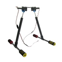 Multicopter Carbon Fiber Electronic Retractable FPV Landing Gear Skid for Tarot 680Pro Hexacopter Octocopter