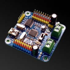 Arduino 16 Channel Servo Controller with Off Line Mode for Robot Multicopter