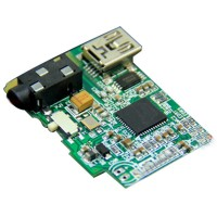 DIY Wireless Stereo HIFI Bluetooth V3.0 Audio Receiver Board-Amplifier Sound