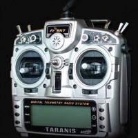 FrSky 16 channels TARANIS X9D Digital Telemetry Radio Transmitter ONLY