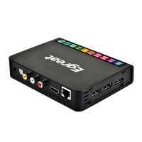 Egreat R6S Network 3D Full HD 1080p HDMI 1.4 ISO Media Player Realtek