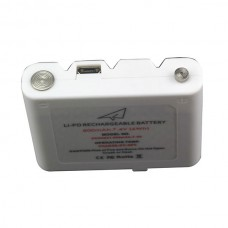 Phantom Vision+ Remote Control Battery Universal Rechargeable Lipo Battery Single Battery White