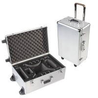 FPV Outdoor Aluminum Protective Case Protector Trolley Bag for DJI Phantom 2