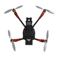 Flycker MH550-X4 FPV Carbon Fiber Quadcopter RTF w/ DJI Naza V2 Motor ESC Propeller