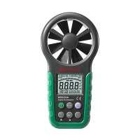 Mastech MS6252A Digital Anemometer Air Volume Measurement LCD Backlight