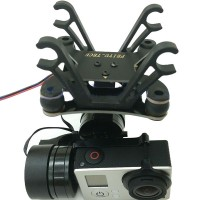 Feiyu FY-G3 Gopro3 2 axis Brushless Gimbal Camera Mount for DJI Phantom FPV