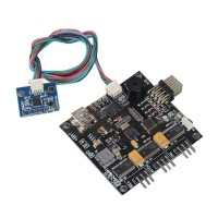 Mini Alexmos 3-axis Brushless Gimbal/Camera Mount Controller BGC V3.6 DRV8313 Motor Driver (legitimate version)