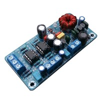 Pure Preamplifier Operational Amp Board Pure Amplifier Circuit Sound Effect Intensifier for Car Use