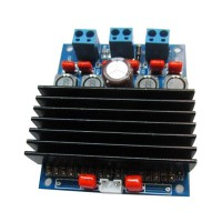 "M112""TDA7492 D Class High-Power Digital Amplifier Board 2x50W AMP Board with Radiator"