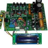 ES9018 Super DAC Supports192k/32bit Can Use XMOS USB Input Support PCM 384K/32BIT And DSD 128 DIY kit