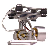 Two Axis Brushless Empty Gimbal Frame Eagle Eye / Gopro 3 for FPV Photography