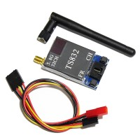5.8G 32CH V1.3 TS835 Transmitter + RC835 Receiver Telemetry TX RX for FPV Photography