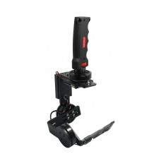 J69 Handheld 3 Axis Gimbal Stabilizer Electronic Gyroscope Autostability w/ Monolever for 5D3/GH4/GH3/GH2/G6 SLR