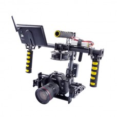 G25 3 axis Brushless Handheld Gimbal for FPV Photography