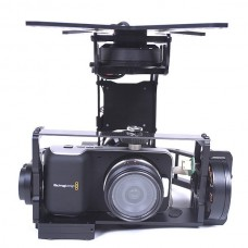 BetView BMPCC Camera Gimbal Stabilizer-Aerial Photography