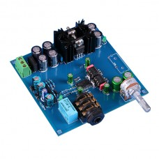 TPA6120A2 Fever Headphone Amplifier Kits 125dB SNR 0.00014% Sound Distortion