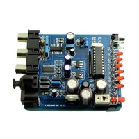 L9023DAC SE 192K/24bit Hifi Fever Decoder Soft Control ES9023 Assembled Board