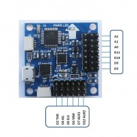 MWC MultiWii SE V3.0 Flight Control Board Standard Edition for Mini Aircraft