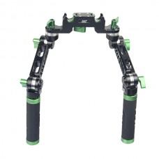 Lanparte 15 mm CNC DSLR universal handle grip V2 Quick Release Clamp