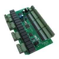 FX1S FX2N FX1N-40MR Multiaxis 4 Axis Servo Stepper Motion Controller