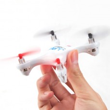 JJR/C 2.4G Mini Quadcopter Toy Helicopter Hummingbird w/ Protecting Ring