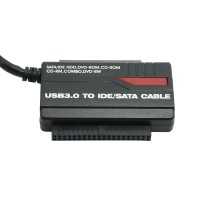 890U3 USB 3.0 to Dual SATA Cable Set