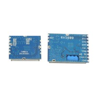 5.8G 20mw Wireless AV Transmitter Module+5.8G  Video AV Receiver Set for FPV System