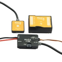 DJI NAZA-M V2 Flight Controller Main Unit with LED & PMU Module for Multi-rotor Flight Control System