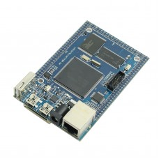 LPC2478 Development Board Internet USB Host/Device Support uClinux SDRAM NORFlash