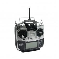NIB Futaba 14SG 2.4Ghz FASSTest 14ch Transmitter & R7008SB HV Receiver for RC Helicopter Multicopter