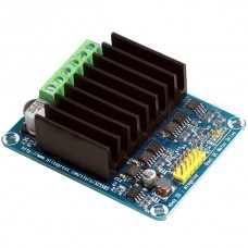 Arduino Smart Car 50A Dual Channel Motor Driver Module Large Power H Bridge Strong Brake