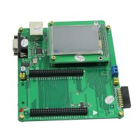 STM32F4Discovery Extend Board Support Internet RS232 LCD Touch SD CAN STM32F407