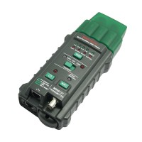 MASTECH MS6813 Multi-function Network Cable Tester Telephone Line Tester Detector Tracker RJ45 RJ11 COAX