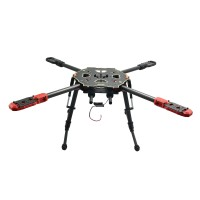 TL65S01 Tarot 650 Sport Quadcopter w/ Electronic Folding Landing Gear for FPV Photography