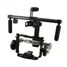 RCtimer Handhold 3 Axis Brushless Gimbal Stabilization Built in 32Bit Controller 8108