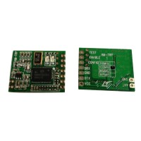 HM-TRP 100mw Wireless Transceiver 433Mhz HopeRF w/simple UART Program Interface